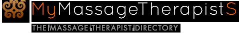 MYmassageTherapistS logo
