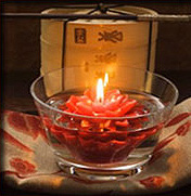Photo of Massage Candle